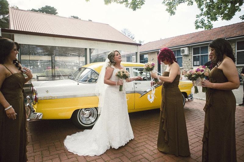 Katie Wedding Car